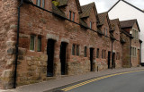 Ross-on-Wye - These Tudor Almshouses were repaired in 1575 and restored in 1960