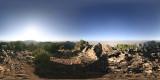 Tikaboo Peak Hike - 360 Equirectangular Image