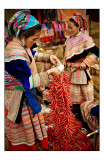 Spicying up withThe Flower Hmong People
