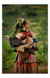 The Flower Hmong people beauties 4