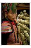 The flower Hmong people beauties 1