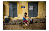 Hai Phong people : the Biker