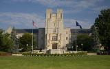 Virginia Tech- Burruss Hall