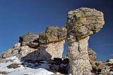 Mushroom Rock Formations