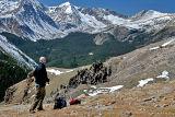 Paul At Milner Pass