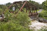 Bridge over St. Jean Baptiste Creek