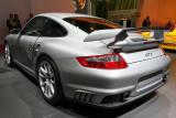 Mondial de l'Automobile 2008 - Sur le stand Porsche