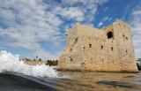 Ile de Saint Honorat - Photos d'une plongée au pied du monastère fortifié