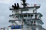Douarnenez 2006 - Le 28 juillet - Le remorqueur de haute mer Abeille Bourbon photo 38