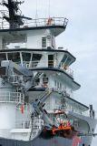 Douarnenez 2006 - Le 28 juillet - Le remorqueur de haute mer Abeille Bourbon photo 39