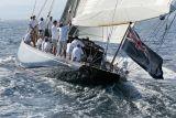 Velsheda, J class de 38,50 m de long et de 6,60 m de large