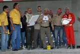 Les 6 heures de Pelves 2008 - Le podium