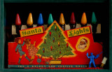 Santa Lights (A nation at war)