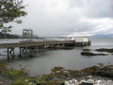 Armadale ferry dock