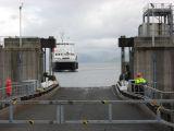 Heading towards the dock