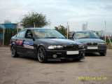 2005 Test Drive SACHS Performance HA Set on BMW E46