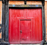 Doors and Doorways in Ribe