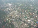Descending into Don Muang