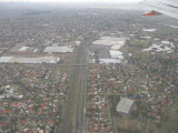 arriving Melbourne May 2008 Broadmeadows