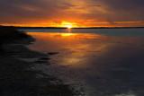 big lake sunset 101809_MG_2244