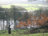 The river from Easterbraes field