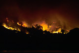 Angel Island fire  10/12/08