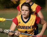 Queen's Vs Guelph W-Lacrosse 10-25-09