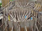 PROGRESS CONSTRUCTION  SWIMMING-POOL
