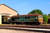 The CC65517 at Miramas depot.