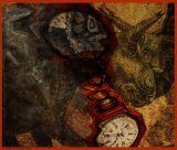 time flowed backwards