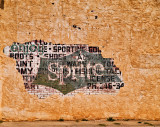 A true Ghost Wall in Amherst, TX