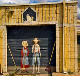 Fort Sumner, NM Murals