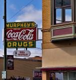 A throwback to the soda fountain era, Las Vegas, NM