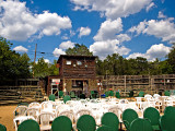 The Corral Theatre in Wimberly, TX