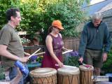 Drummm Intensive Final Celebration - July 26, 2008