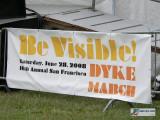 Dyke March 2008 / San Francisco - June 28, 2008