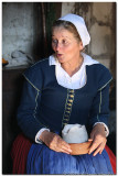 A Dutch Settler in Plimoth