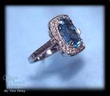 Cassie's Aqua Diamond Platinum Ring.jpg