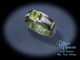 Ed's 18k Platinum Canary Diamond.jpg