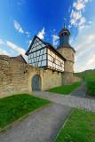 Stadtmauer mit Hexenturm (Themar)