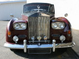 Rolls Royce...I forgot to ask the year...I will find out