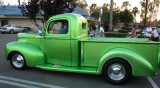 This truck is going to be painted blue soon....