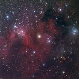 Sh2-155 (Cave Nebula)