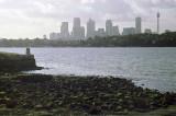 Sydney skyline from Woolwich