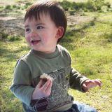 0339: Charlie at a picnic