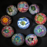 Marbles by Mike Gong