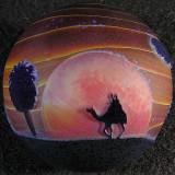 Desert Sunset Size: 1.61 Price: SOLD