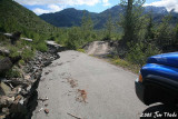 26 Road washout