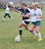BFA vs Burlington Playoff Soccer 09