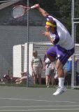 SMC Men's Tennis vs LeMoyne
